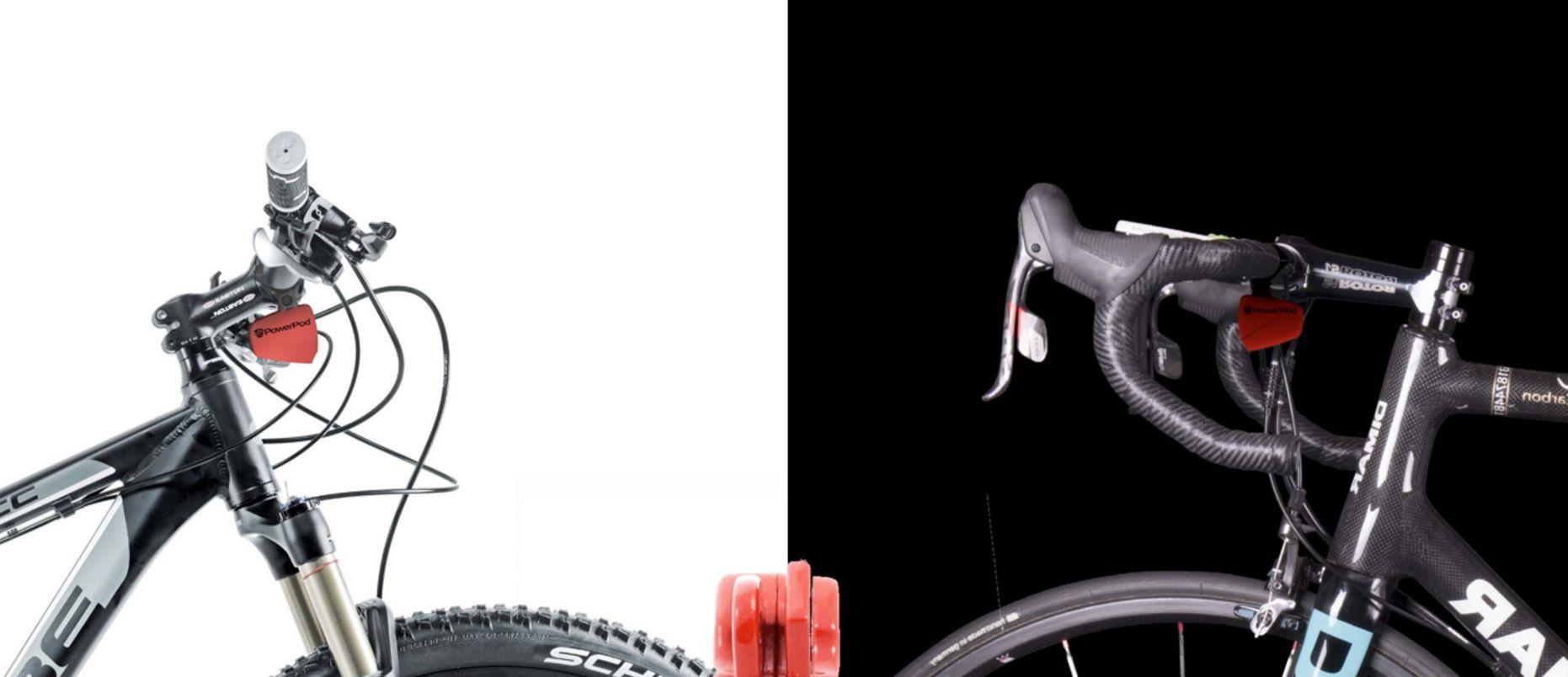 Fácil de cambiar entre bicicletas