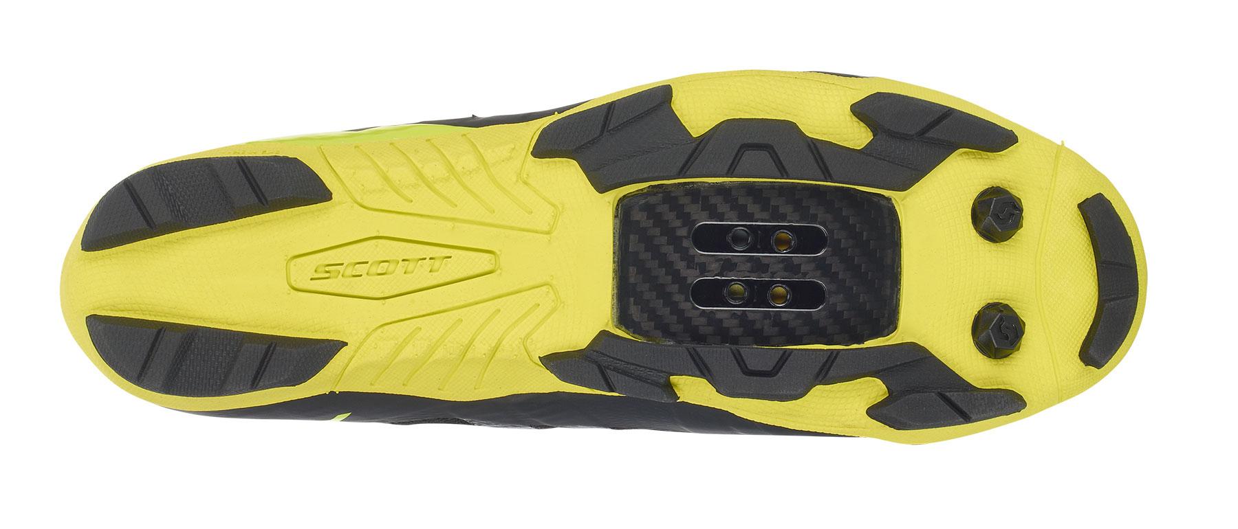 Suela de las zapatillas Scott MTB RC Ultimate