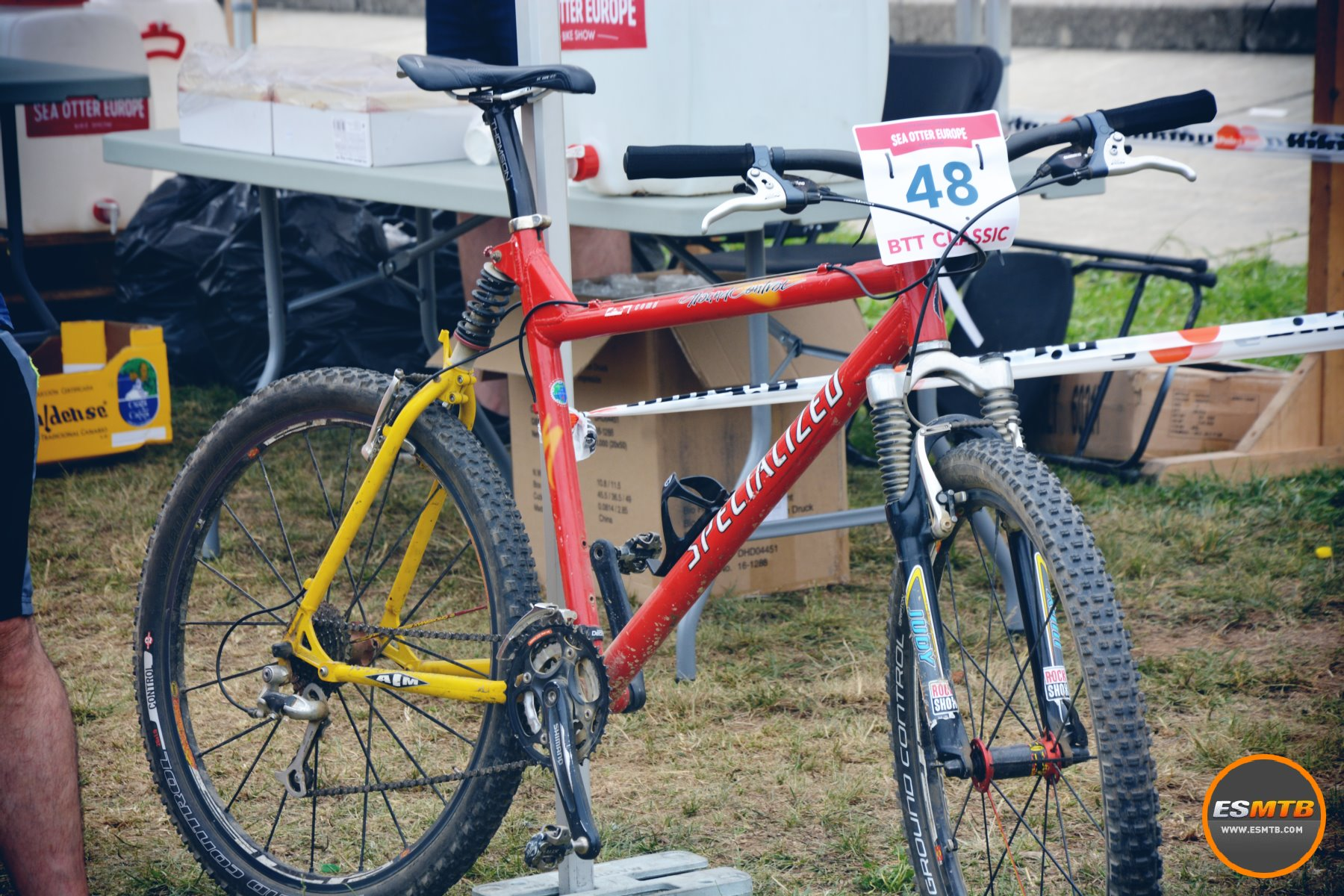 Specialized Ground Control A1 Comp