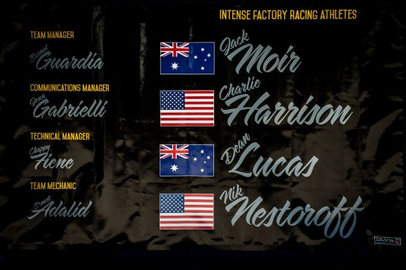 Equipo Intense Factory Racing