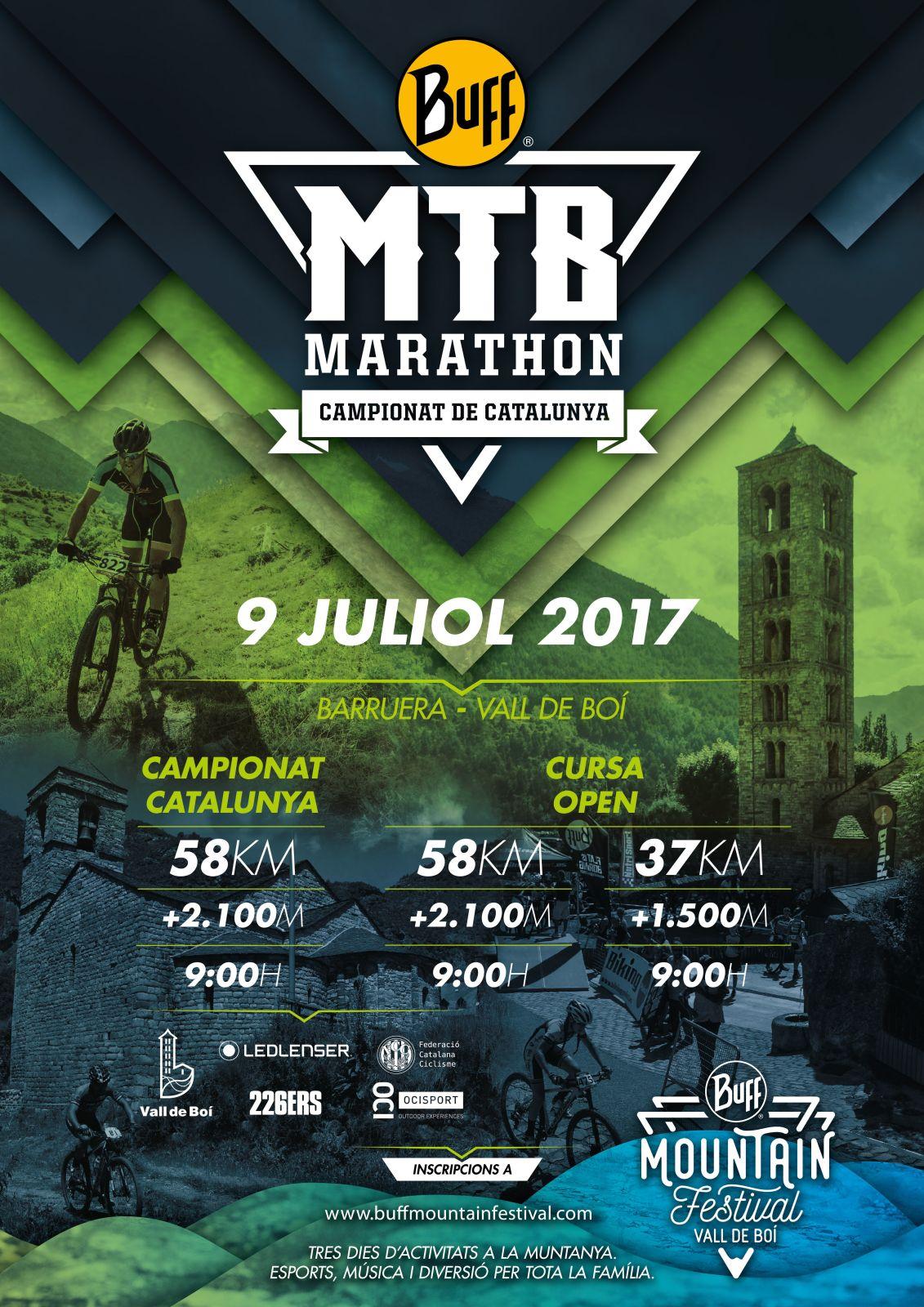 Buff MTB Marathon