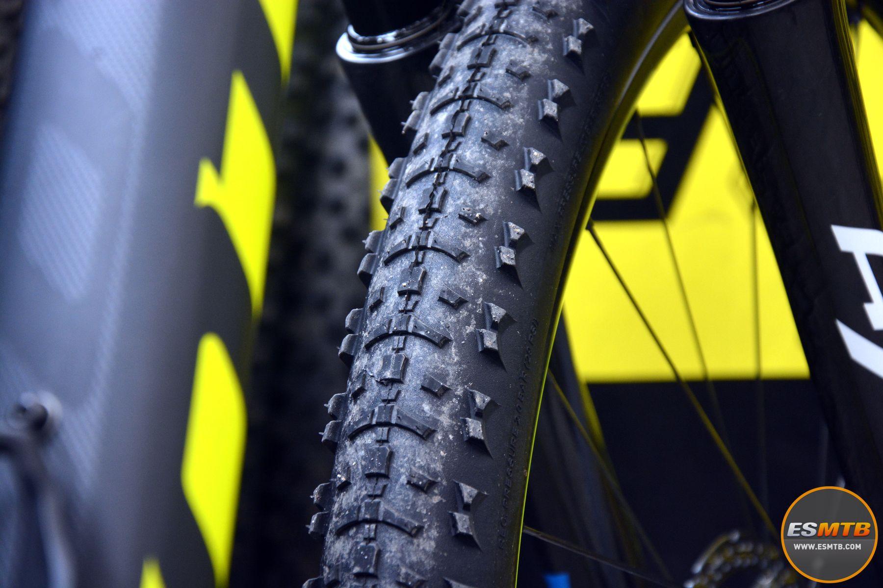 El nuevo neumático para XC desarrollado por el Hutchinson Racing Lab
