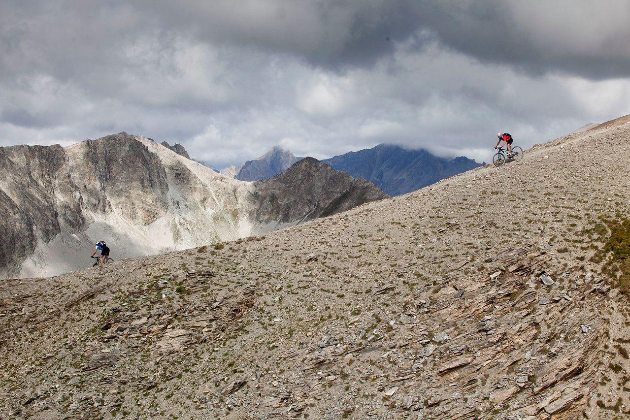 Lo que nadie negará es que la prueba tiene alguno de los mejores paisajes que puedes encontrar en una prueba de MTB