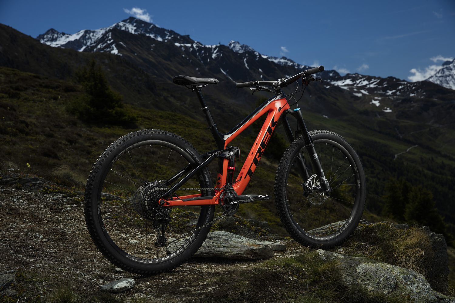 Trek Slash 2018
