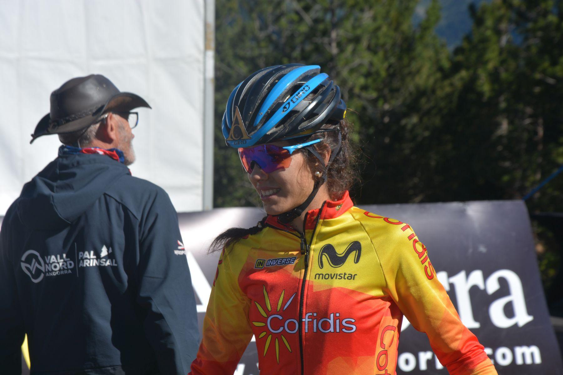 María Rodríguez realizó un carrerón en Vallnord para rozar el top-10 con su 11ª posición. Con la 4ª plaza de Rocío de Alba muestran que hay futuro en la categoría femenina. Magda Duran es otra de las bikers con excelente proyección, a pesar de no tener su mejor carrera en Vallnord.