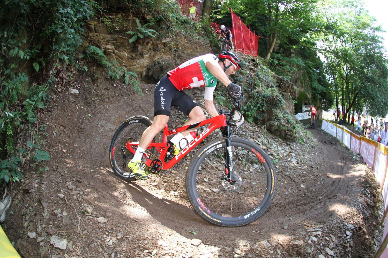 Tras media carrera deportiva a la sombra de Nino Schurter, el paso al equipo Focus ha dado nueva vida al biker suizo