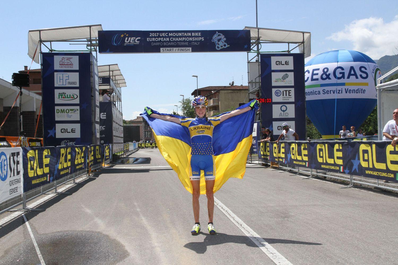 La ucraniana arrasó ganando con más de 3 minutos de ventaja. Palabras mayores
