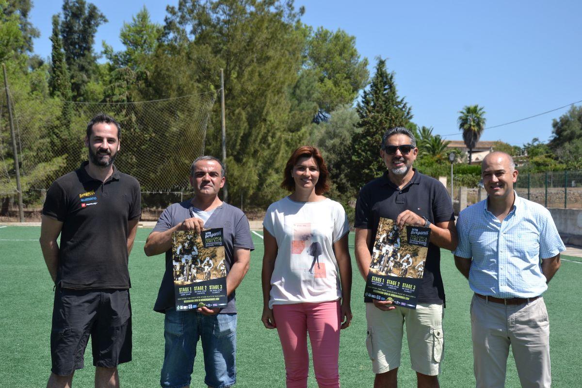 Presentación MTB Berganti Bikes - Mallorca Core Race