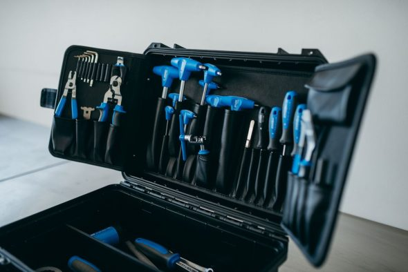 Unior Pro Kit Tool Case