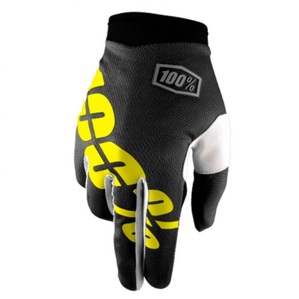 guantes-100-itrack-black-neon-yellow