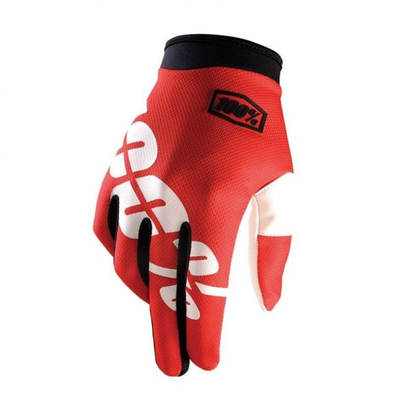 guantes-100-itrack-fire-red