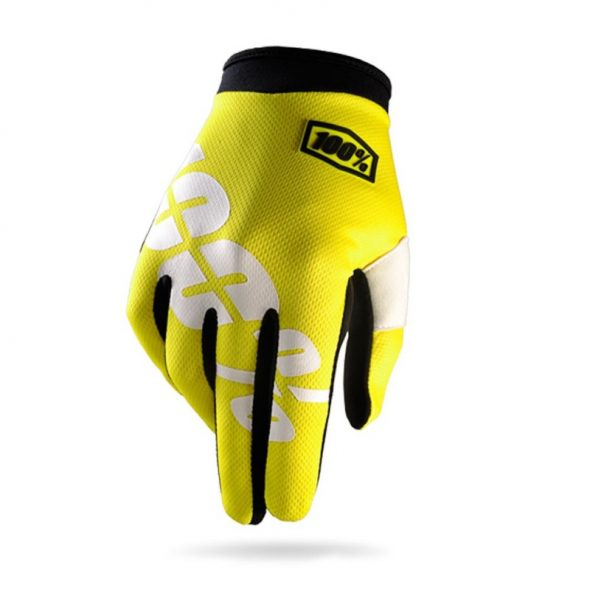guantes-100-itrack-neon-yellow