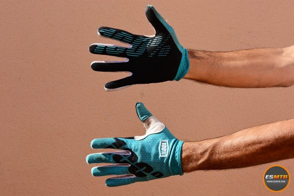 Guantes 100% iTrack