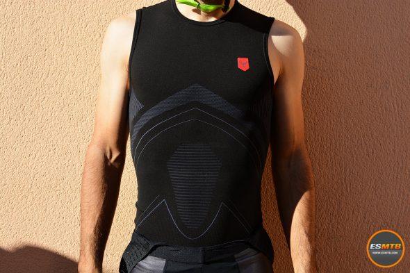 Camiseta interior sin mangas de Taymory
