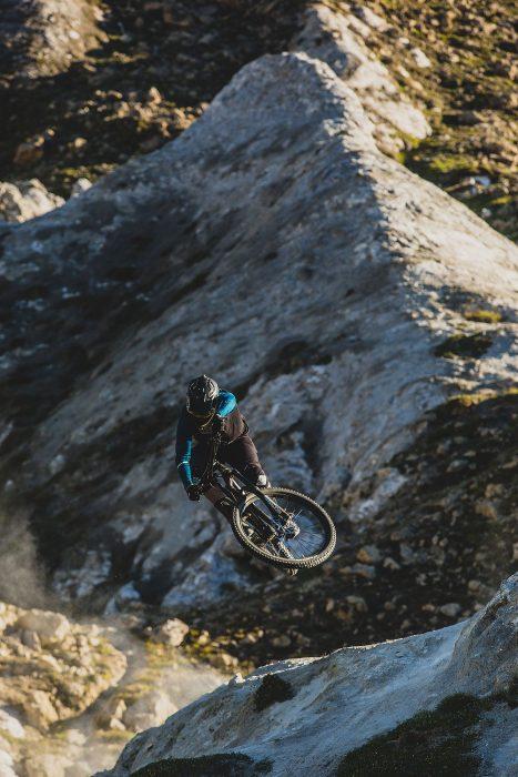 Tignes y Val D' Isere bike parks