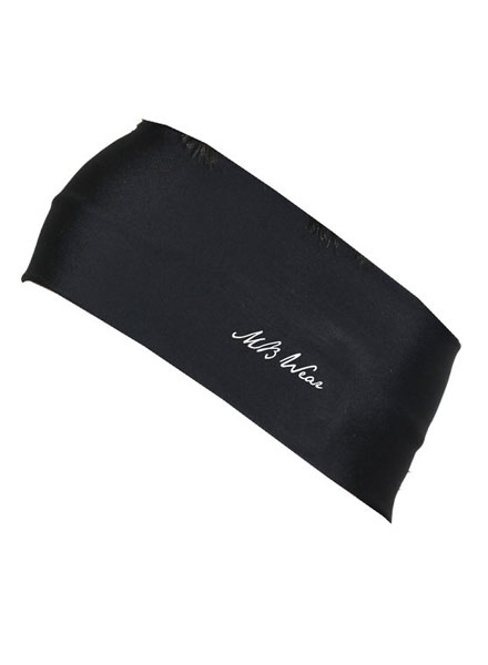 Head Band Puntera MB Wear Comic Negra