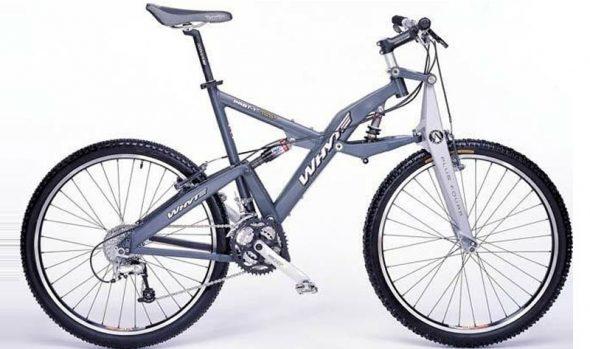 Mountain bike Whyte