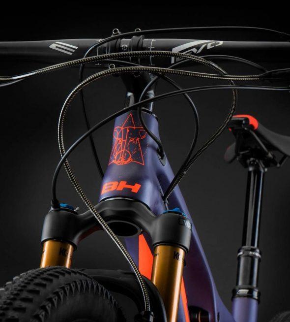 BH Lynx Race Carbon de Valentín Sanjuan
