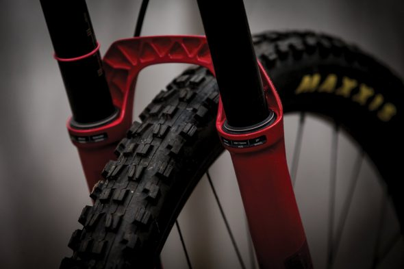 RockShox BoXXer World Cup