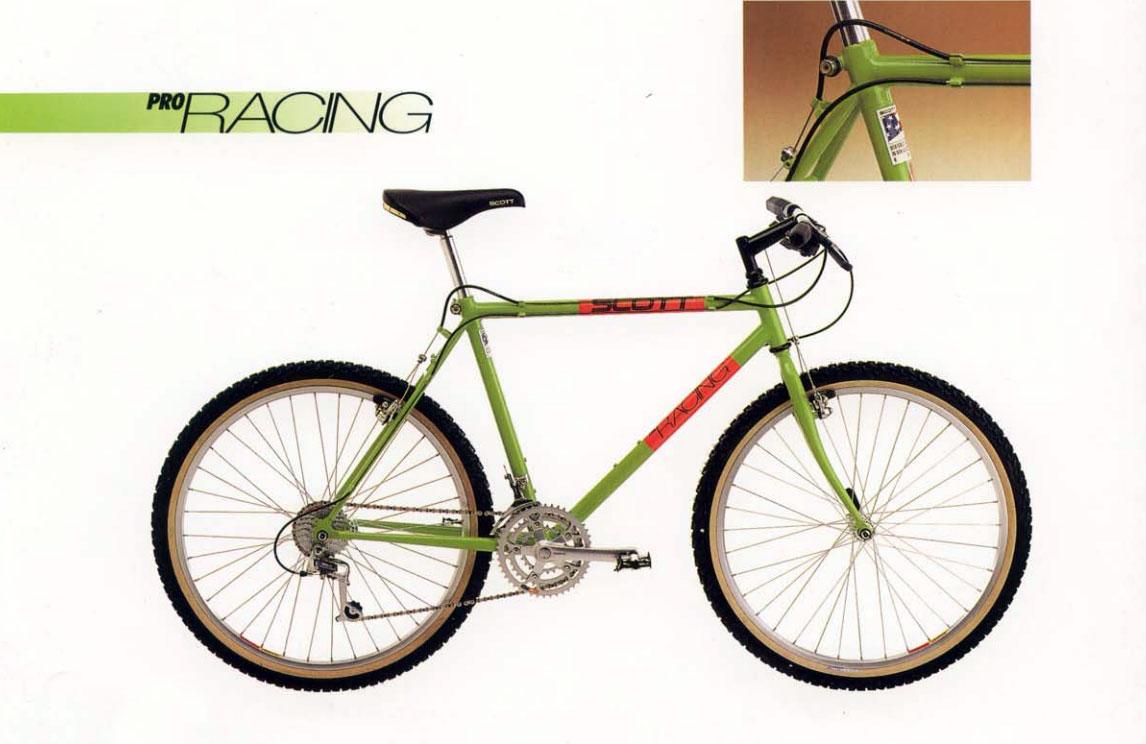 Scott Pro Racing 1990