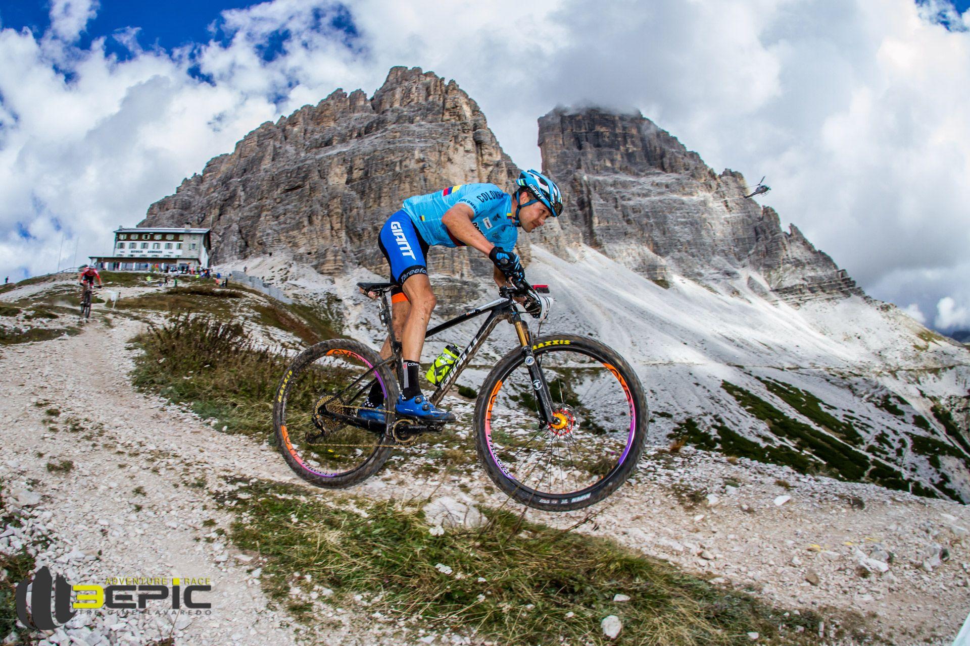 3 Epic - Campeonato del Mundo de bike-maraton