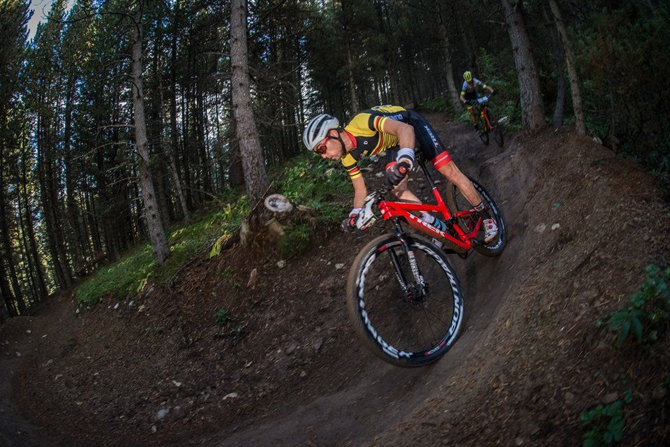 GAES Catalunya Bike Race shifted by XTR