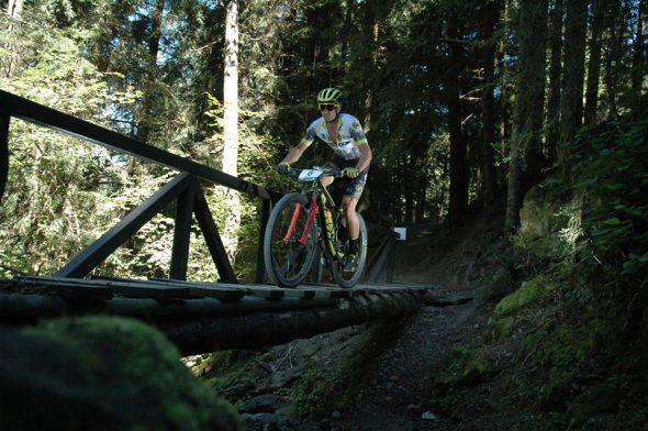 GAES Catalunya Bike Race shifter by XTR