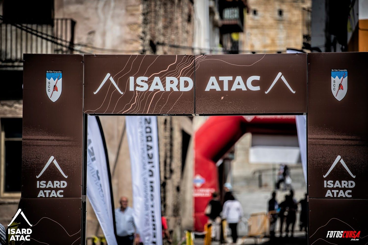 Isard Atac Bike