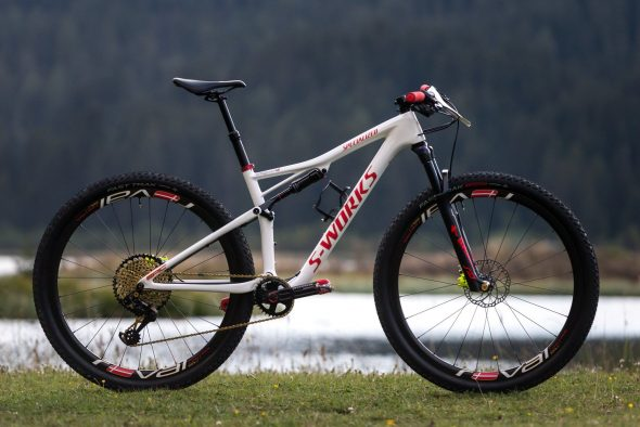 Specialized S-Works Epic de Annika Langvad