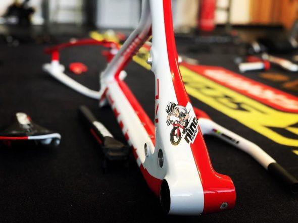 Scott Spark RC 900 World Cup de Nino Schurter