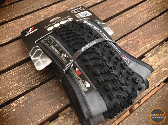 Neumático MTB Vittoria Mezcal