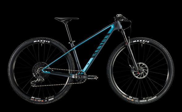 Canyon Exceed WMN CF SL 7.0