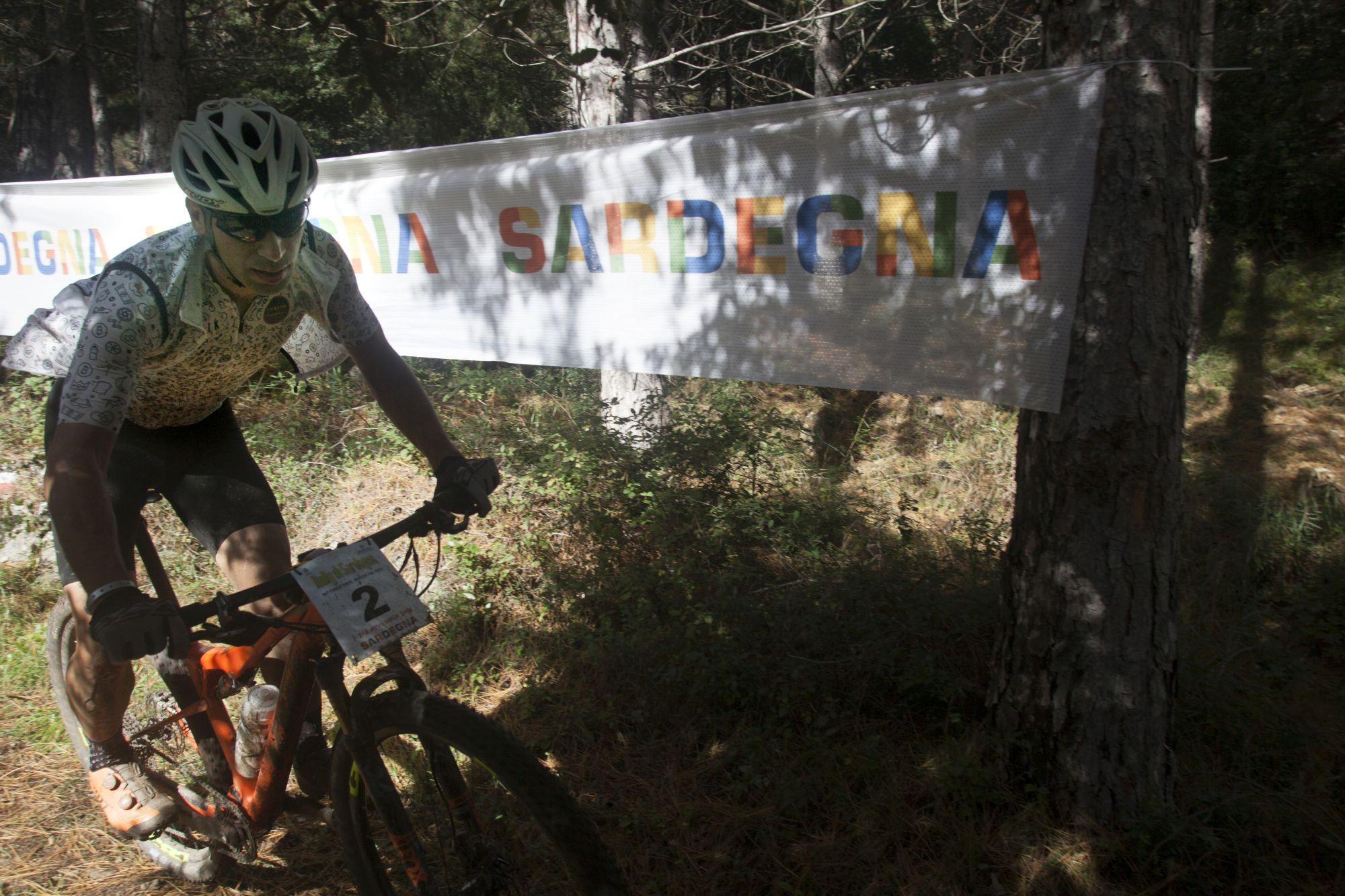 Rally di Sardegna**Cablepress