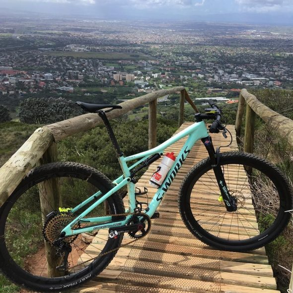 Specialized Epic de Alan Hatherly
