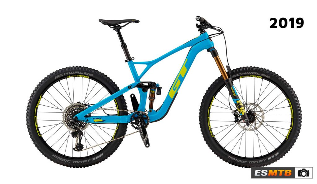GT Force Carbon 2019