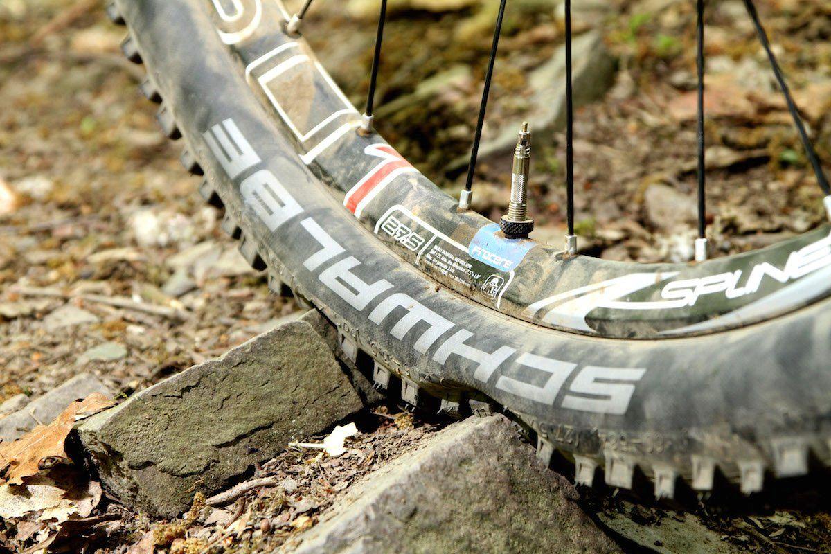 Presión ruedas MTB