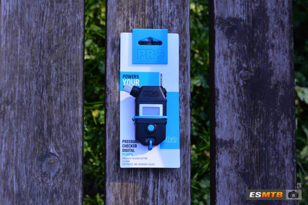 Medidor de presión digital PRO