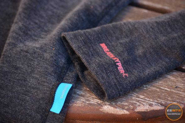 Camiseta interior Shimano