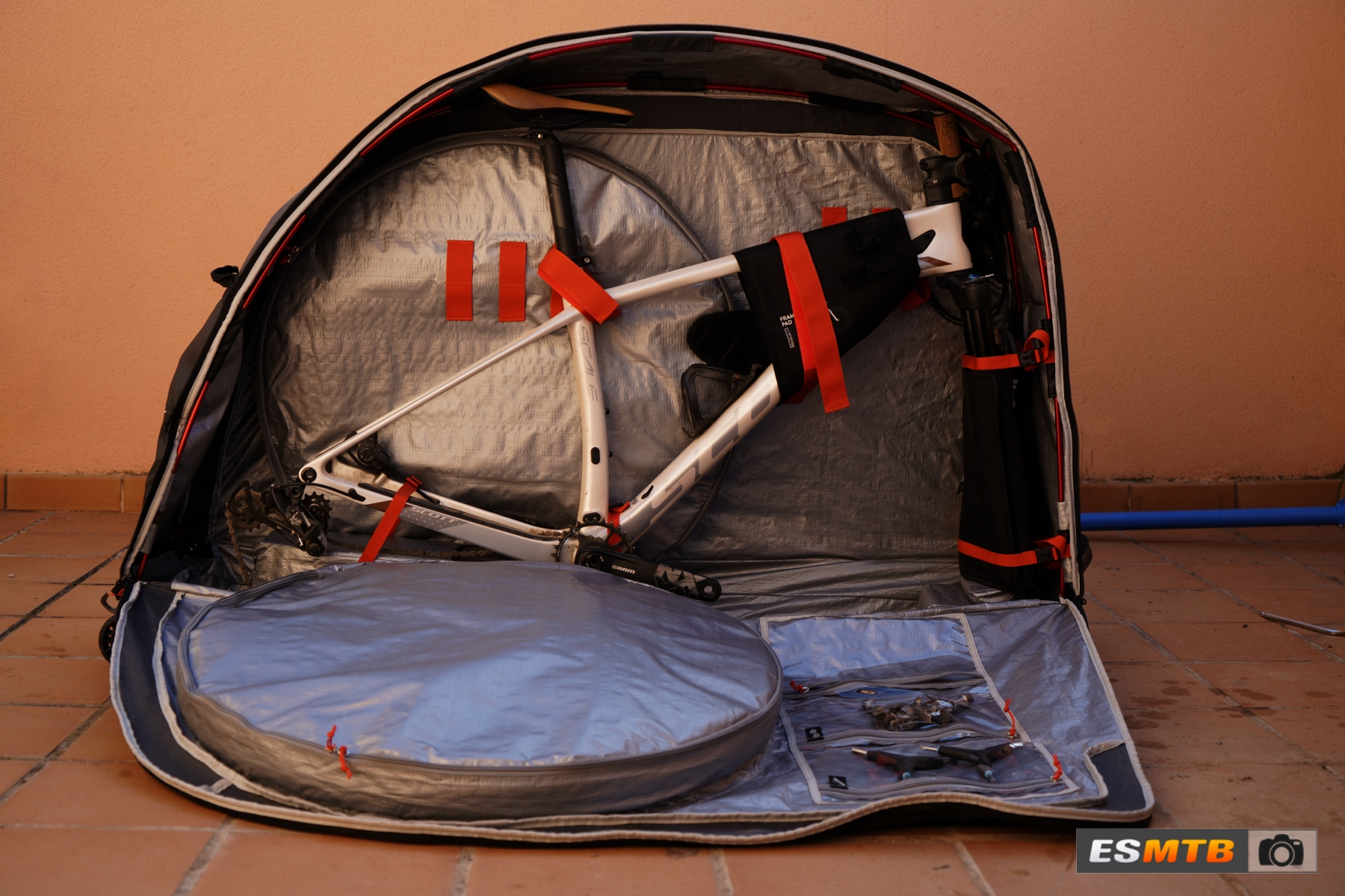 Scott Bike Transport Bag Premium 2.0
