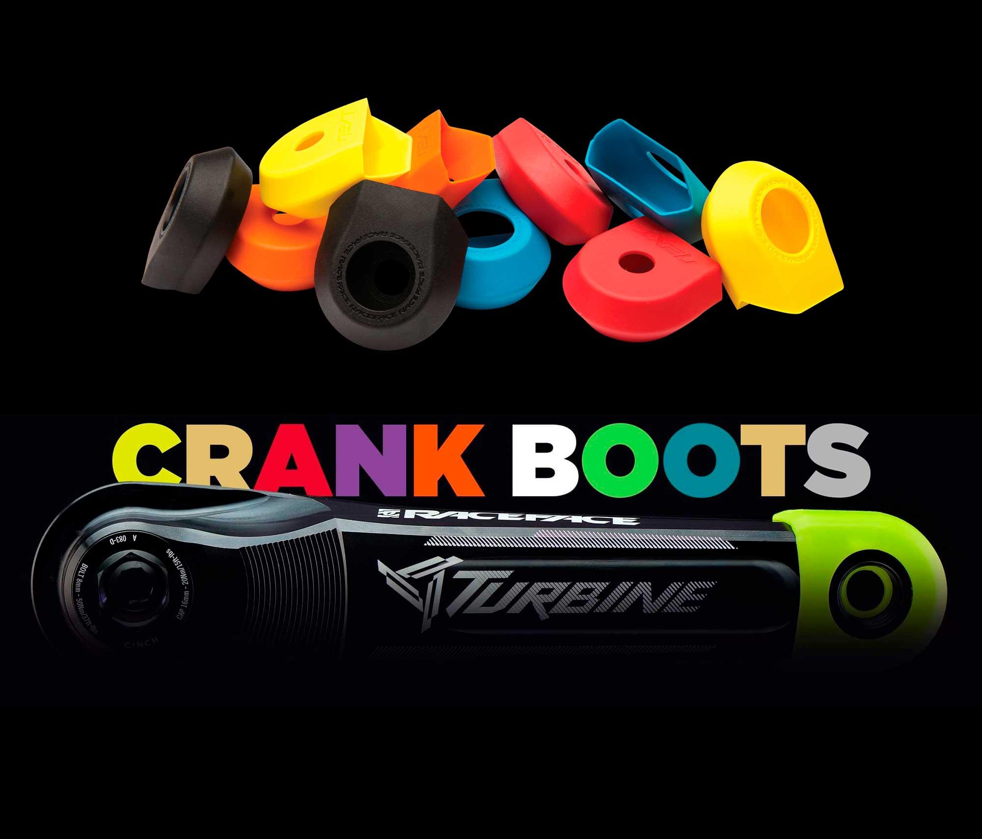 Crank Boots de Race Face
