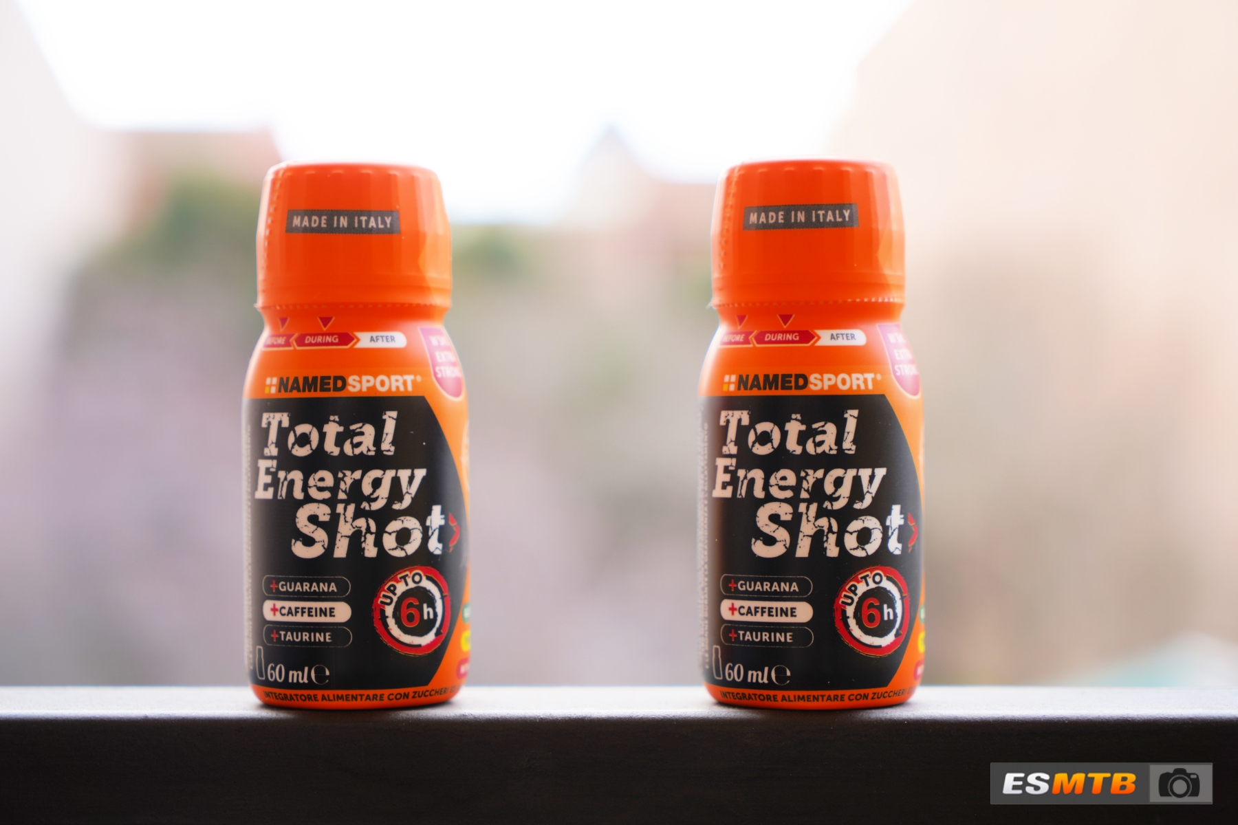 Total Energy Shot de NamedSport