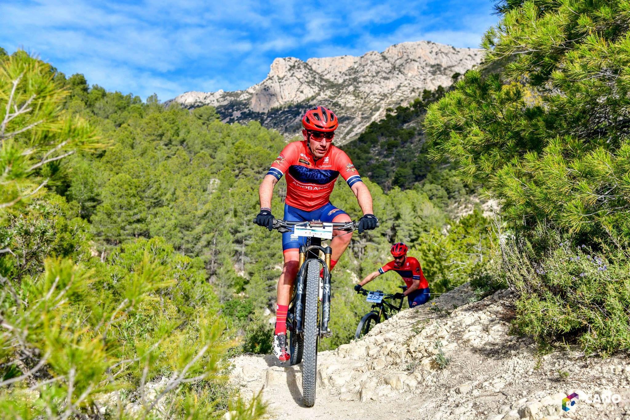 En la Costa Blanca Bike Race