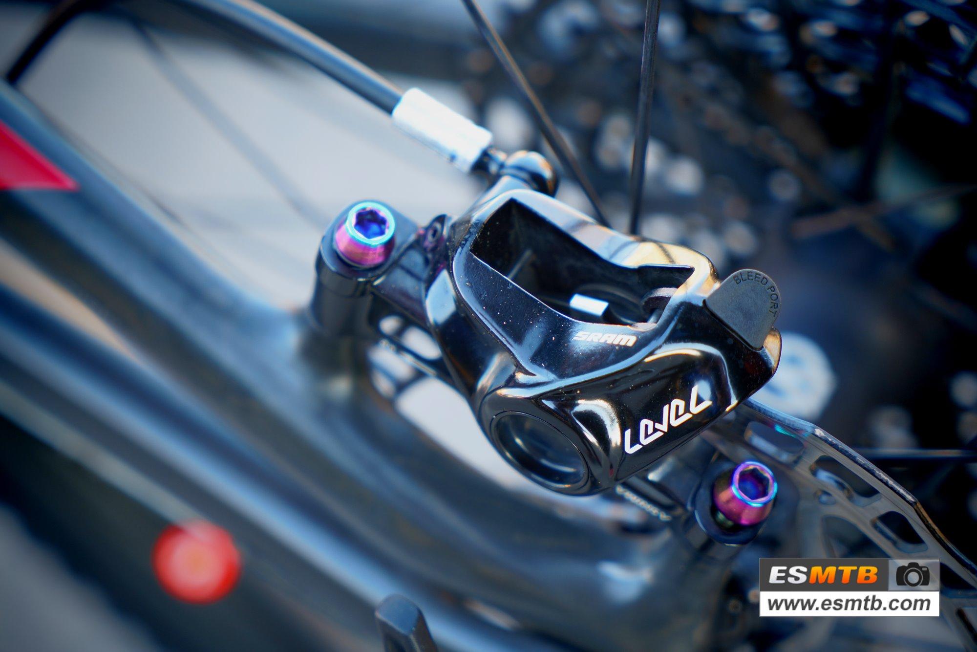 Trek Top Fuel del equipo Trek Selle San Marco