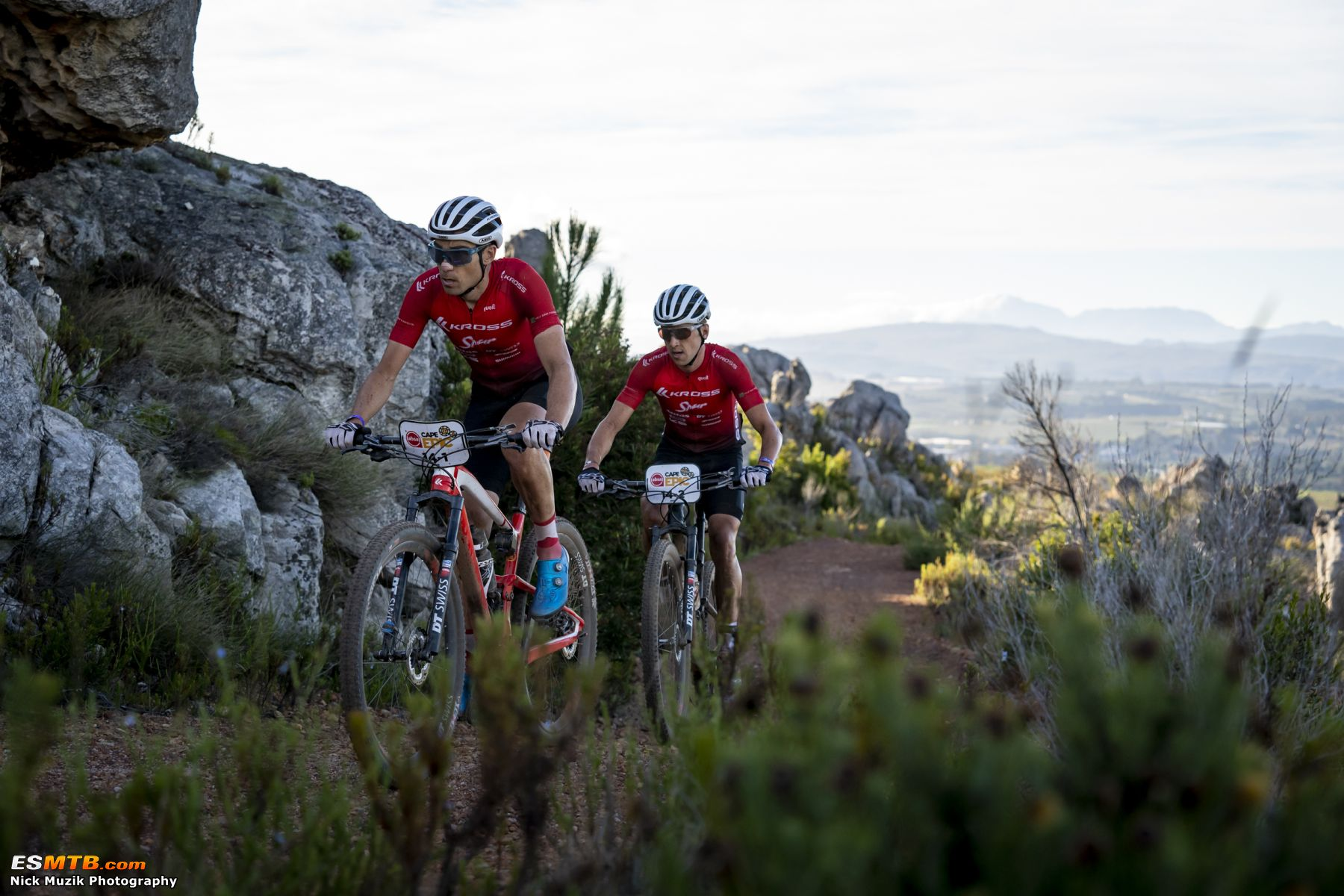 Absa Cape Epic - Etapa 5