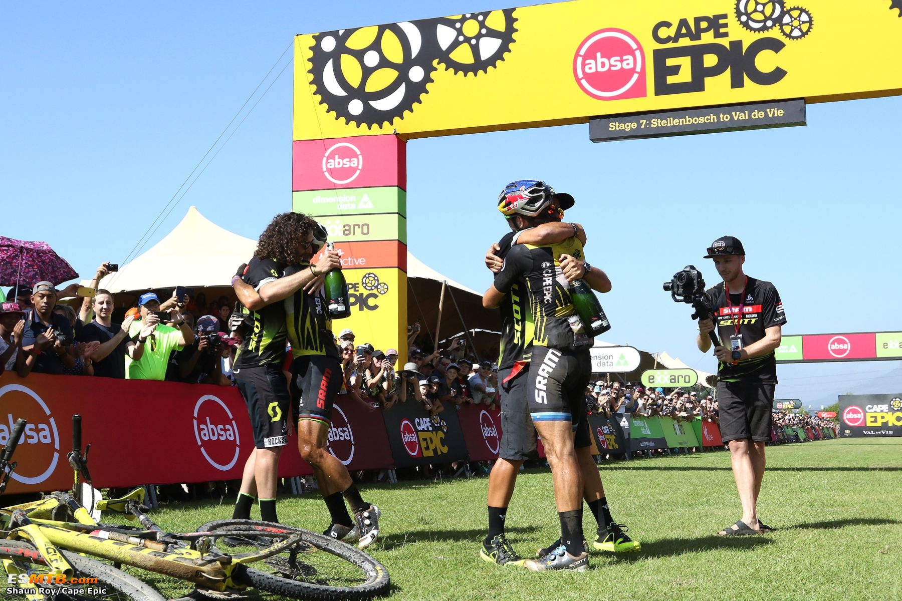 Absa Cape Epic - Etapa 7