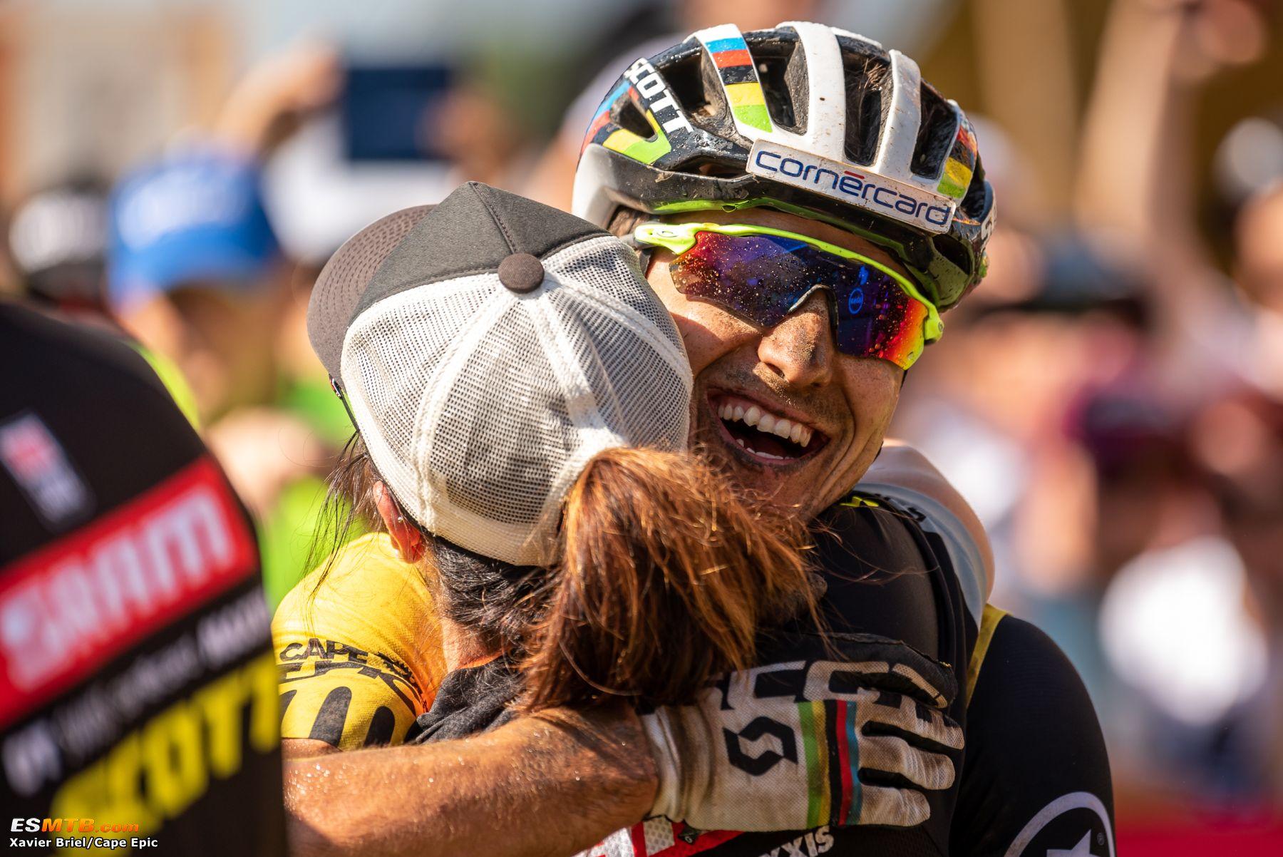 2019 Absa Cape Epic Stage 7 - Stellenbosch to Paarl