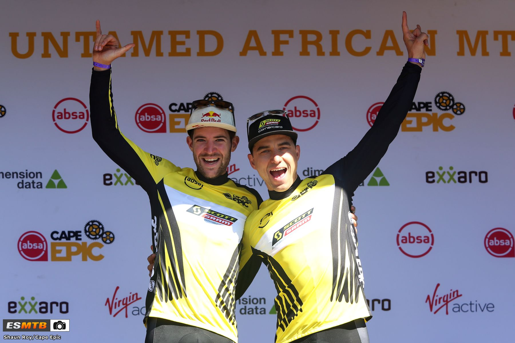 Absa Cape Epic 2019 - Etapa 6
