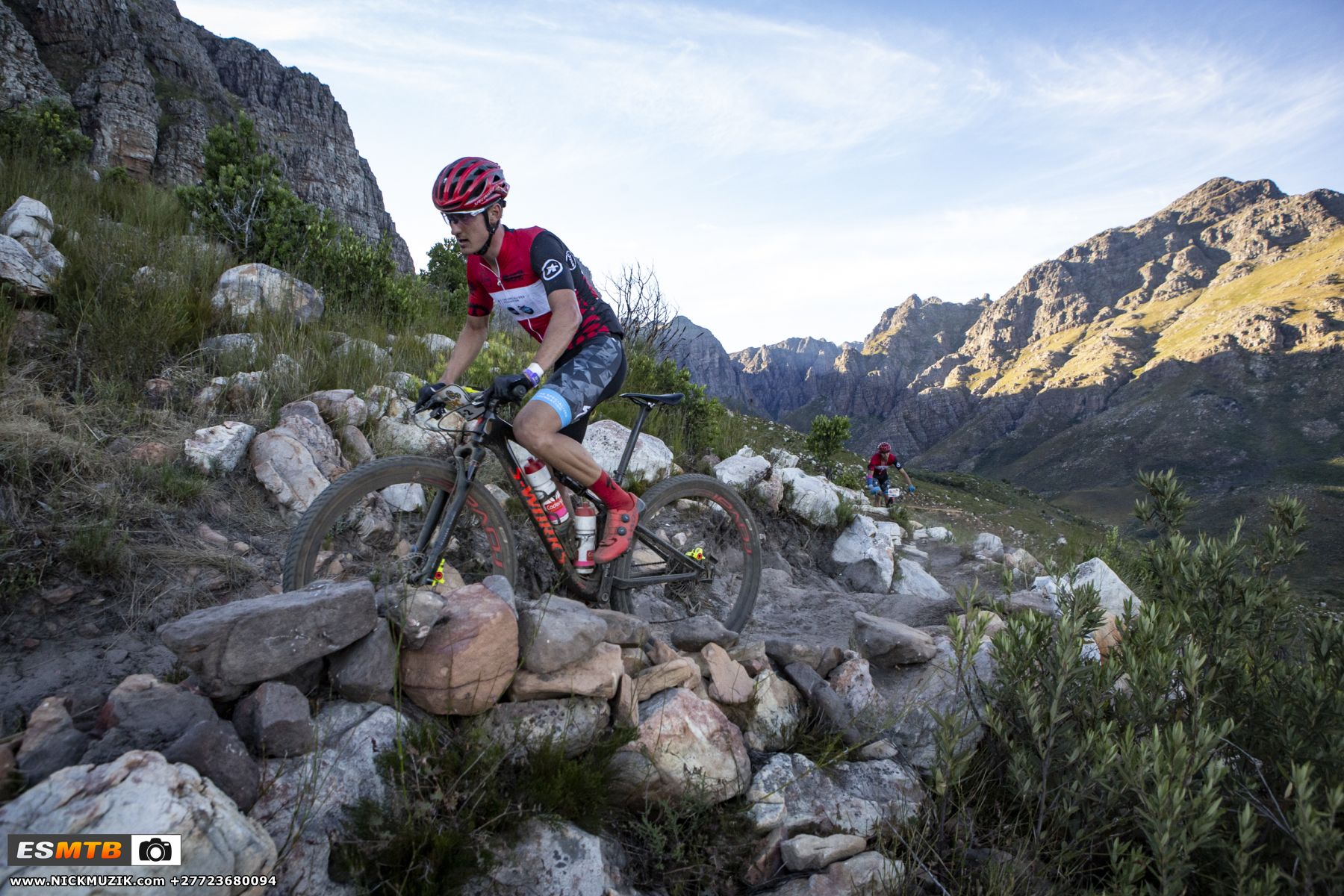 2019 Absa Cape Epic Stage 6 - Stellenbosch