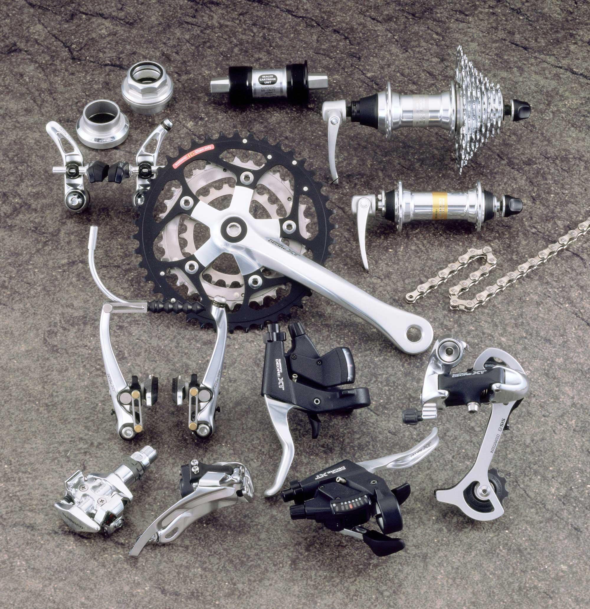 Shimano Deore XT de 1995