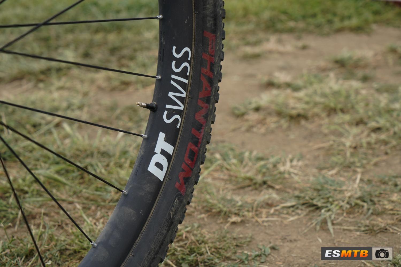 Ruedas DT Swiss XRC 1200
